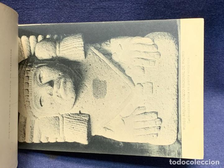 Postales: 20 POSTALES MUSEO ARQUEOLOGICO NACIONAL SERIE I FOTOTIPIA HAUSER Y MENET MADRID 9X15CMS - Foto 14 - 271644028