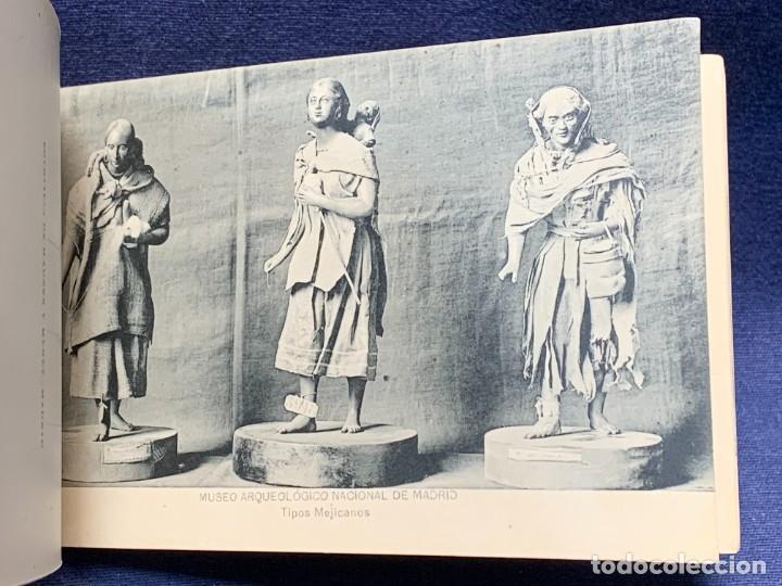 Postales: 20 POSTALES MUSEO ARQUEOLOGICO NACIONAL SERIE I FOTOTIPIA HAUSER Y MENET MADRID 9X15CMS - Foto 15 - 271644028