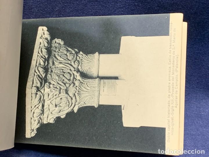 Postales: 20 POSTALES MUSEO ARQUEOLOGICO NACIONAL SERIE I FOTOTIPIA HAUSER Y MENET MADRID 9X15CMS - Foto 17 - 271644028