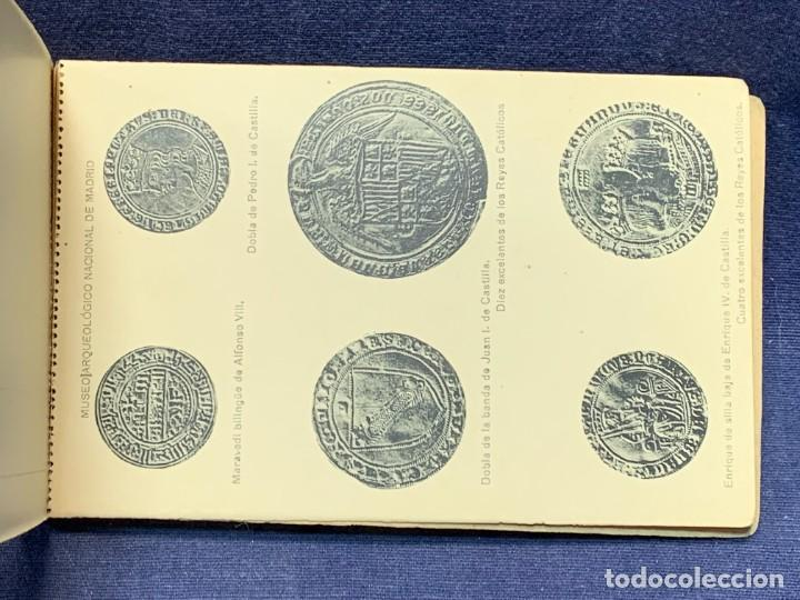 Postales: 20 POSTALES MUSEO ARQUEOLOGICO NACIONAL SERIE I FOTOTIPIA HAUSER Y MENET MADRID 9X15CMS - Foto 23 - 271644028