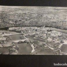 Postales: BUITRAGO DE LOZOYA MADRID VISTA AEREA. Lote 275076148
