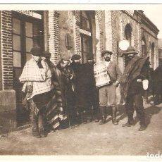 Postales: CÉRCEDILLA (MADRID) ESTACIÓN DE FERROCARRIL. POSTAL FOTOGRÁFICA.. Lote 275088053