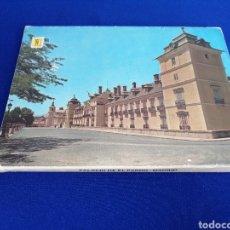 Postales: PALACIO DEL PRADO MADRID 14 TARJETAS POSTAL. Lote 275121253