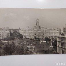 Postales: POSTAL MADRID PALACIO DE COMUNICACIONES 8,5 X 13,5 SIN ESCRIBIR SIN CIRCULAR EDICIONES MOLINA. Lote 275287648
