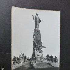 Postales: GETAFE MADRID CERRO DE LOS ANGELES MONUMENTO NACIONAL AL SAGRADO CORAZON DE JESUS. Lote 275328223