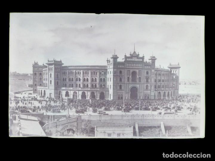 MADRID - 22 CLICHES ORIGINALES - NEGATIVOS EN CRISTAL - EDICIONES ARRIBAS (Postales - España - Comunidad de Madrid Antigua (hasta 1939))