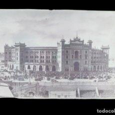 Postales: MADRID - 22 CLICHES ORIGINALES - NEGATIVOS EN CRISTAL - EDICIONES ARRIBAS. Lote 276360898