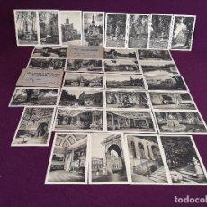 Postales: BELLEZAS Y ENCANTOS DE ARANJUEZ, LOTY, SERIES 1 Y 2, 30 POSTALES EN B/N, UNOS 15 X 10 CMS.. Lote 276442083