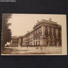 Postales: MADRID - PALACIO NACIONAL: VISTA PARCIAL. HELIO GRÁFICA ESPAÑOLA. Lote 276708153