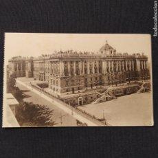 Postales: MADRID - PALACIO NACIONAL: VISTA GENERAL. HELIO GRÁFICA ESPAÑOLA. Lote 276709118