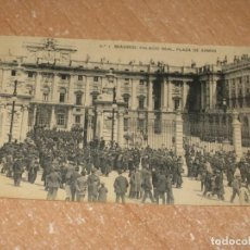 Postales: POSTAL DE MADRID. Lote 277004918