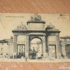 Postales: POSTAL DE MADRID. Lote 277005153