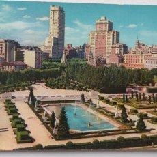 Postales: POSTAL MADRID JARDINES DE SABATINI. N.12. Lote 277045018