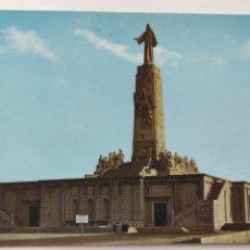 Postales: POSTAL CERRO DE LOS ÁNGELES MONUMENTO AL CORAZÓN DE JESÚS. Lote 277045483