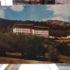 Postales: ANTIGUA POSTAL RESIDENCIA BANCO CENTRAL CERCEDILLA MADRID MATEU CROMO. Lote 277117018