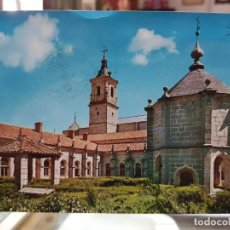 Postales: ANTIGUA POSTAL MONASTERIO EL PAULAR MADRID FOTOGRAFIA INDUSTRIAL SA 4. Lote 277117223