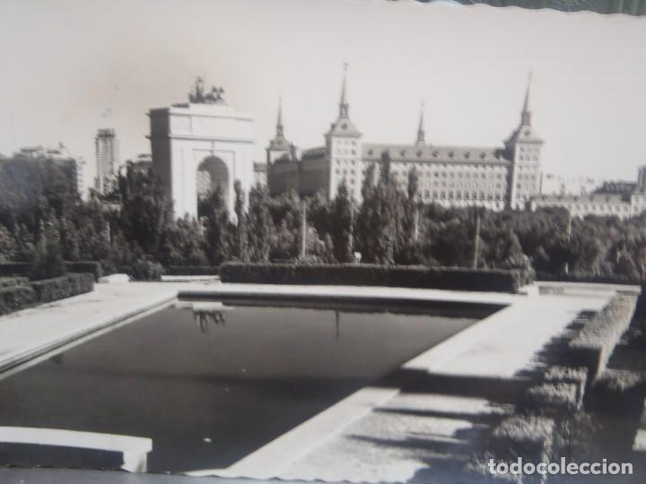 MADRID - ARCO DEL TRIUNFO - 1959 (Postales - España - Madrid Moderna (desde 1940))