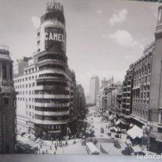 Postales: MADRID - AVENIDA DE JOSE ANTONIO. Lote 277174083