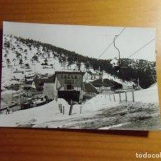 Postales: PUERTO DE NAVACERRADA(MADRID) POSTAL S/C EDIC.VISTABELLA Nº1.. Lote 277189073