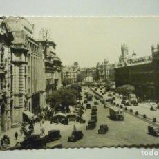 Postales: POSTAL MADRID.-CALLE ALCALA ESCRITA CM. Lote 277201248
