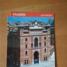 Postales: MADRID - PLAZA DE TOROS LAS VENTAS. Lote 277231673