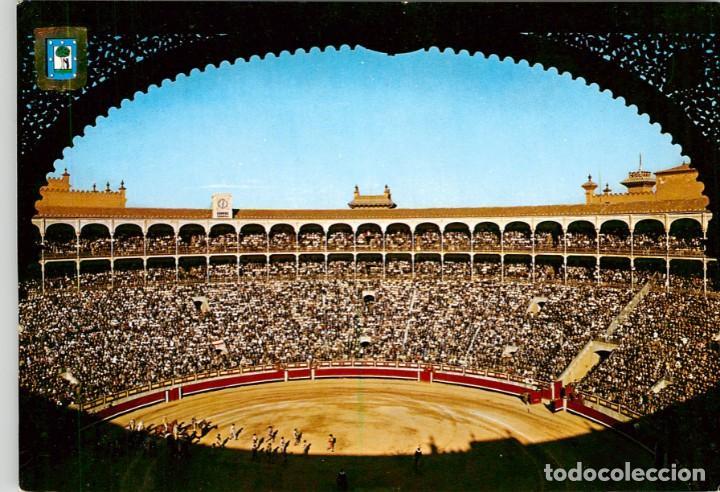 EM1115 MADRID PLAZA DE TOROS 1963 ESCUDO DE ORO Nº29 (Postales - España - Madrid Moderna (desde 1940))
