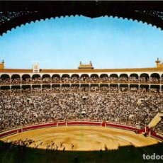 Postales: EM1115 MADRID PLAZA DE TOROS 1963 ESCUDO DE ORO Nº29. Lote 277412743