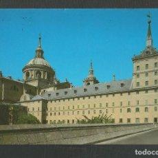 Postales: POSTAL CIRCULADA SAN LORENZO DE EL ESCORIAL 12 MADRID EDITA VISTABELLA. Lote 277528998