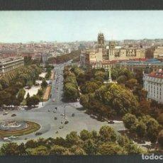 Postales: POSTAL ESCRITA PERO NO CIRCULADA MADRID 44 PLAZA CANOVAS DEL CASTILLO EDITA GARCIA GARRABELLA. Lote 277529238