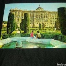 Postales: MADRID 1964,PALACIO REAL, POSTAL.. Lote 277531668