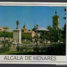 Postales: ALCALA DE HENARES.- PLAZA DE CERVANTES. Lote 278486208