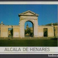 Postales: ALCALA DE HENARES.- PUERTA DE MADRID. Lote 278486263