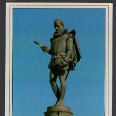 Postales: ALCALA DE HENARES.- MONUMENTO A CERVANTES. Lote 278486773