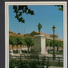 Postales: ALCALA DE HENARES.- PLAZA DE CERVANTES. Lote 278486838