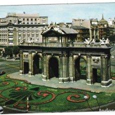 Postales: POSTAL PUERTA DE ALCALA. Lote 278614843