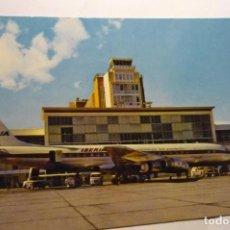 Postales: POSTAL MADRID AEROPUERTO DE BARAJAS. Lote 278845378