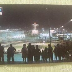 Postales: VISTA GENERAL NOCTURNA - PARQUE DE ATRACCIONES CASA CAMPO ED REBULL - 1969 - MENÚ COMUNIÓN. Lote 283086373