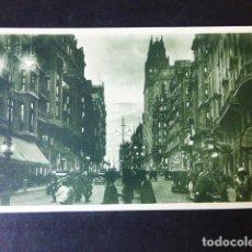 Cartoline: MADRID AVENIDA DEL CONDE DE PEÑALVER GRAN VIA. Lote 284803423