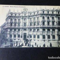 Postales: MADRID BANCO HISPANOAMERICANO. Lote 284804173