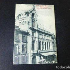 Postales: MADRID PALACIO DEL CASINO DE MADRID. Lote 284804333
