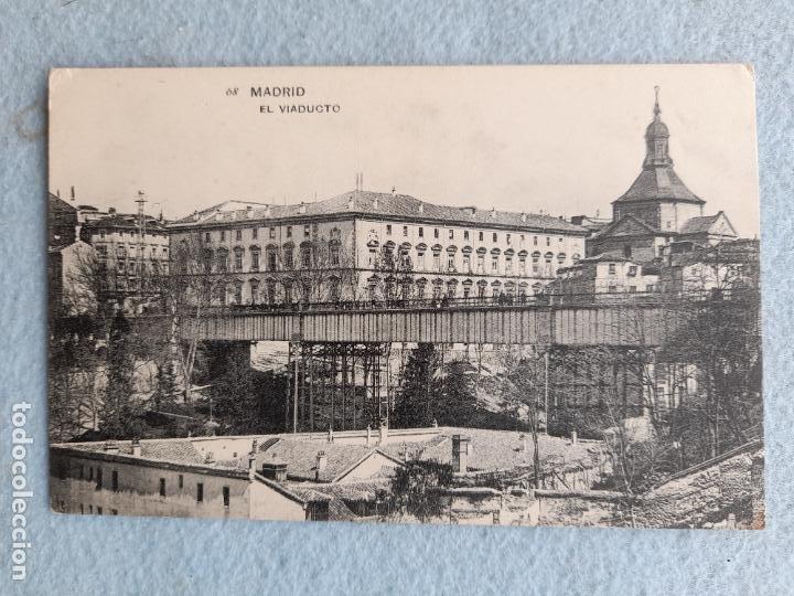 MADRID. EL VIADUCTO. (Postales - España - Comunidad de Madrid Antigua (hasta 1939))