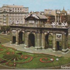 Postales: Nº 139 MADRID PUERTA DE ALCALÁ DOMÍNGUEZ EDICIONES FISA LA POSTAL DE LA AMISTAD. Lote 285138278