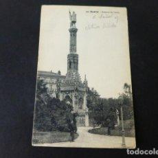 Postales: MADRID ESTATUA DE COLON. Lote 285349908