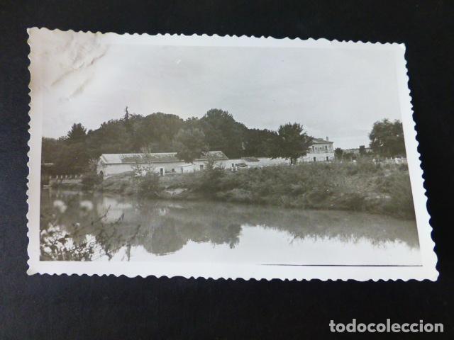 ARANJUEZ MADRID POSTAL FOTOGRAFICA AÑOS 30 40 (Postales - España - Comunidad de Madrid Antigua (hasta 1939))