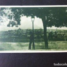 Postales: MADRID DE NOCHE VISTA PARCIAL. Lote 285484108