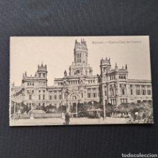 Postales: FOTOTIPIA J. ROIG - MADRID. NUEVA CASA DE CORREOS. Lote 286467193