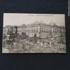 Postales: FOTOTIPIA J. ROIG - MADRID. PALACIO REAL: VISTA GENERAL. Lote 286470708