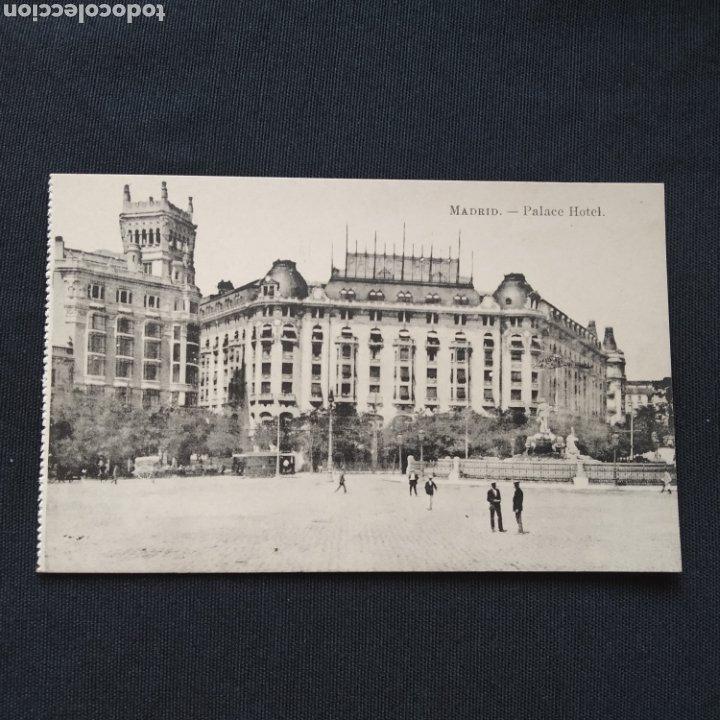 FOTOTIPIA J. ROIG - MADRID. PALACE HOTEL (Postales - España - Comunidad de Madrid Antigua (hasta 1939))