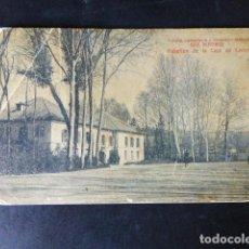 Postales: MADRID PABELLON DE LA CASA DE CAMPO. Lote 287245078