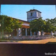 Postales: COLLADO VILLALBA MADRID. Lote 287260733